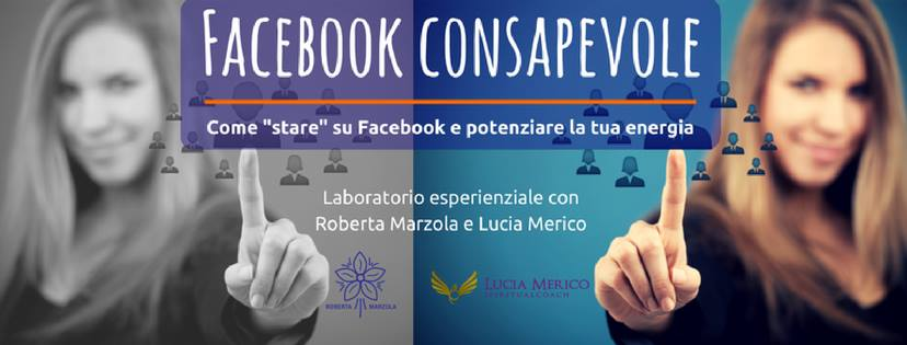 laboratorio on line facebook consapevole