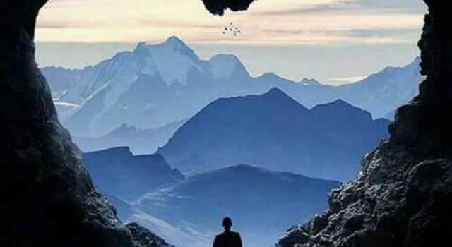 Meditazioni attive di Osho: terra/cielo andata e ritorno