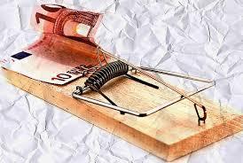 consumatori di denaro