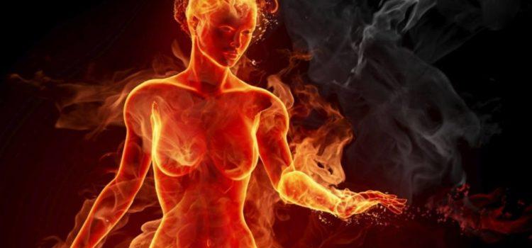 bruciare per amore evoluzione