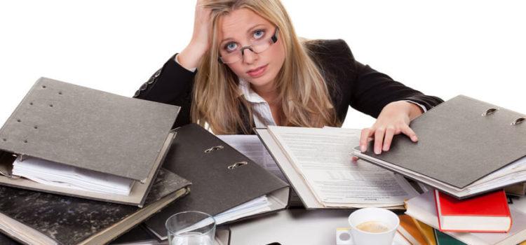 Stress da donne