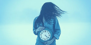 Si può vivere il tempo senza subirlo