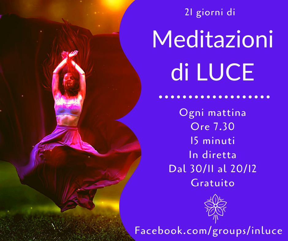 21 Meditazioni di LUCE