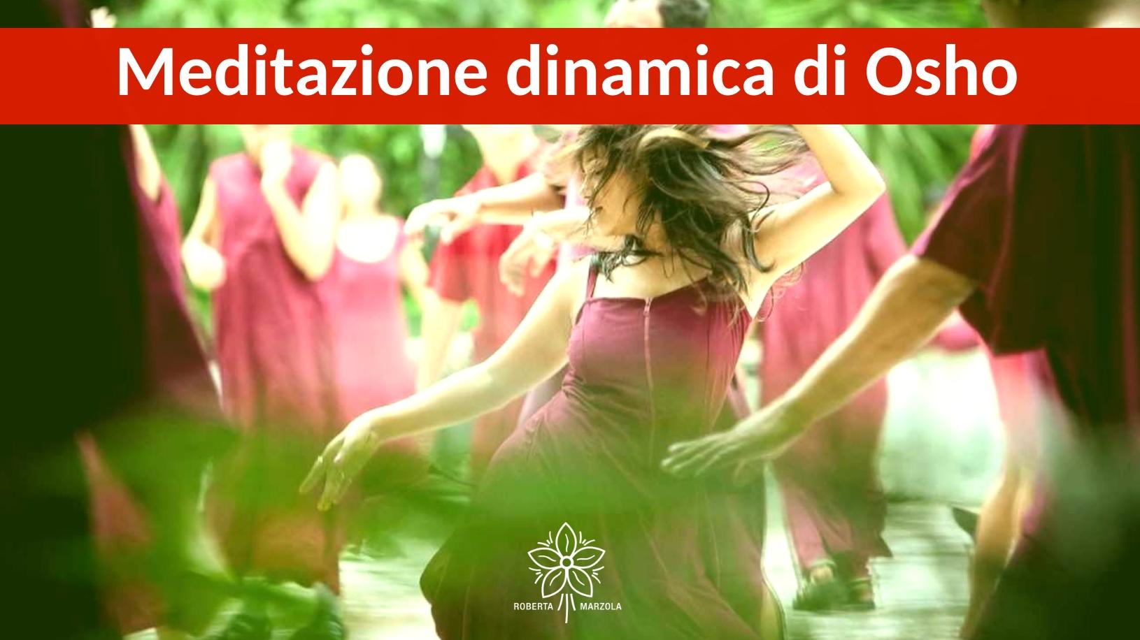 meditazione dinamica Osho Treviso