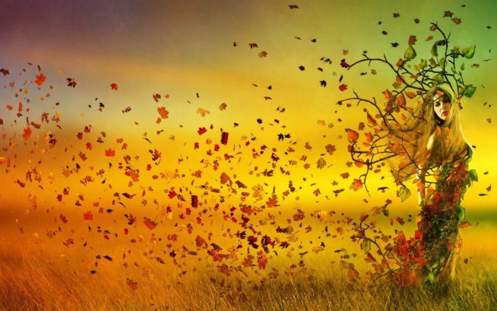 i doni energetici dell'autunno
