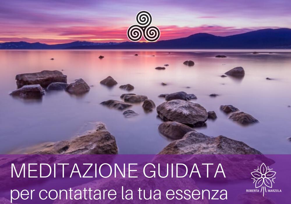 Meditazione Guidata per l'essenza