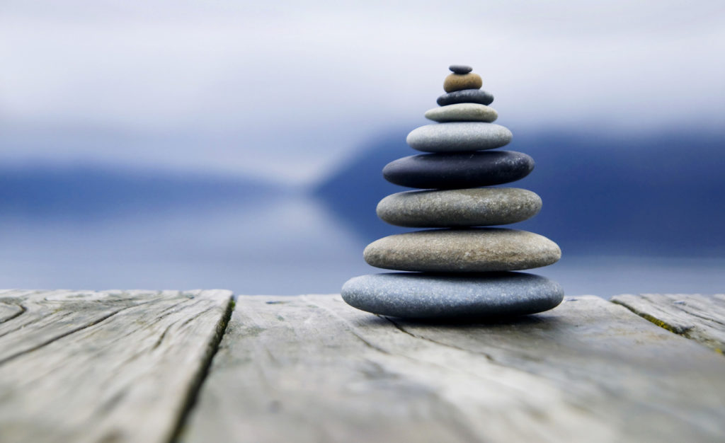equilibrio interiore