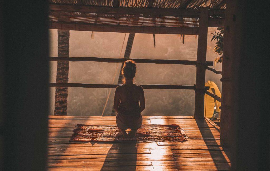 Meditazione per connetterci al nostro centro