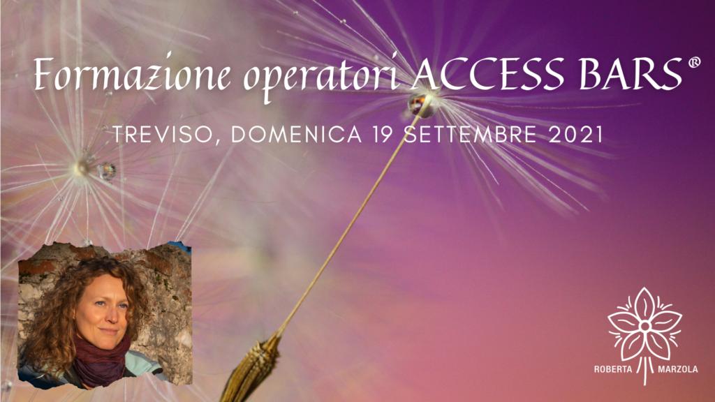formazione operatori access bars treviso